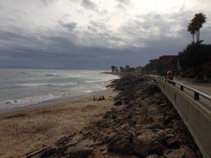 Küste in Ventura