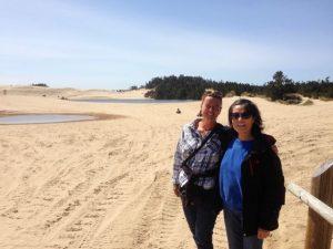 Ausflug zu Oregons Sanddünen