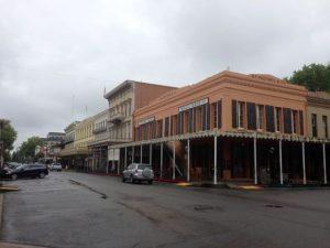Sacramentos Old Town