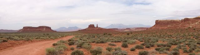 im Canyonlands NP