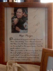 Hopi-Gebet aus dem Balnding-Visitorcenter